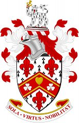 Click image for larger version.  Name:Joel's Personal Arms Crest and Motto.jpg Views:9 Size:82.3 KB ID:22952